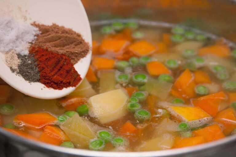 Специи для тыквенного супа-пюре