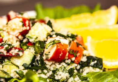 Салат табуле по классическому рецепту готов 2