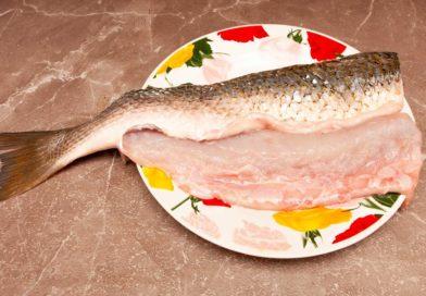 рыбу филирую