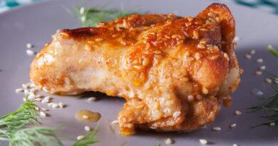 Куриные крылышки с корочкой в духовке, простой рецепт