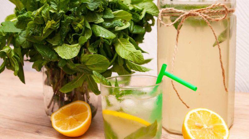 классический лимонад