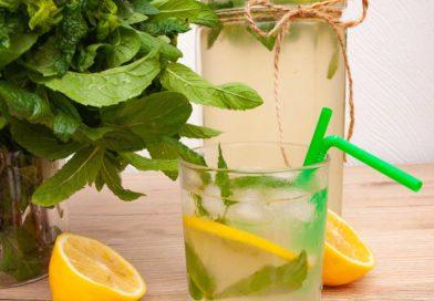 вкусный лимонад готов