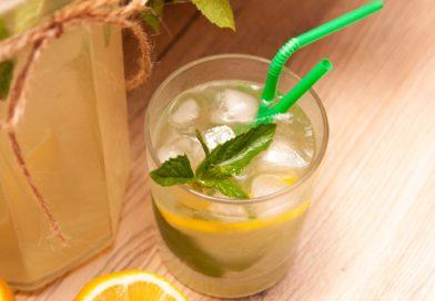 классический лимонад делаем быстро и просто дома