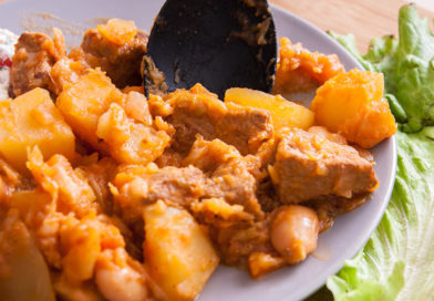 простой рецепт мясного рагу