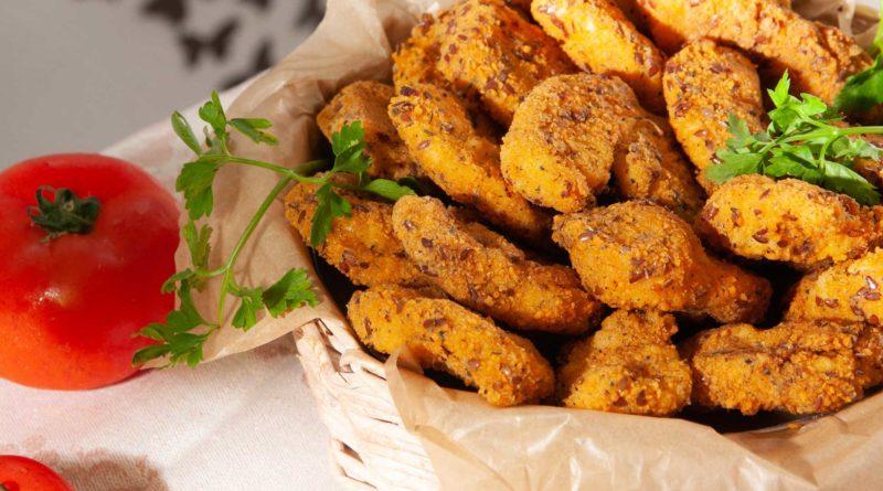 домашние наггетсы из куриного филе
