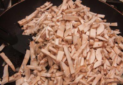 Режим грибы для жульен в слоеном тесте