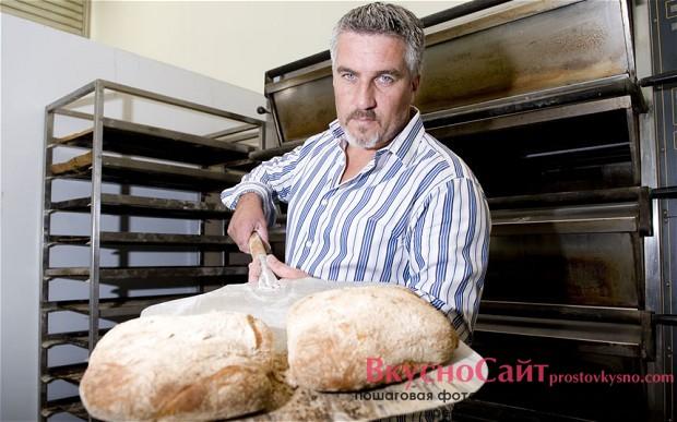 Пол печет самый дорогой хлеб в мире