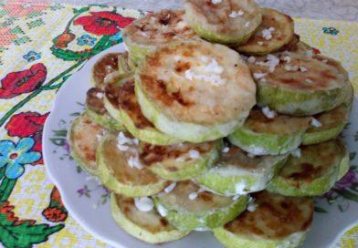 постой рецепт кабачков в духовке