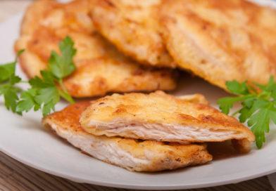 простой пошаговый рецепт вкусных и сочных отбивных из куриного филе