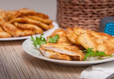 простой рецепт отбивных из куриного филе