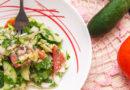 пошаговый рецепт салата из пекинской капусты в кисло-сладко-остром соусе