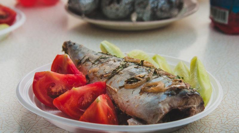 простой рецепт приготовления скумбрии в фольге на мангале