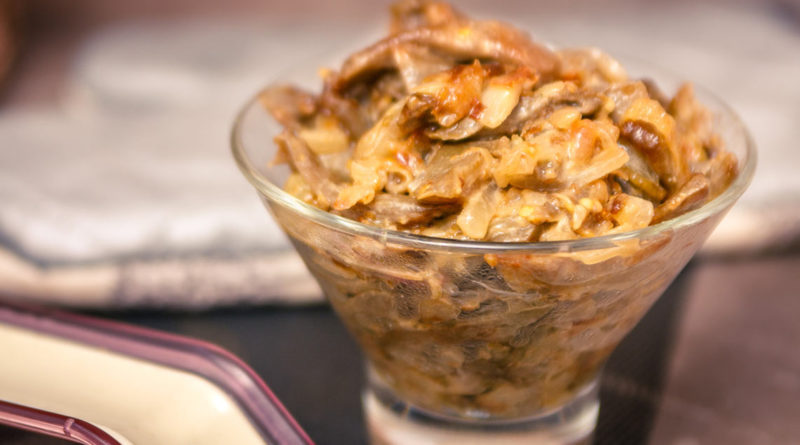 простой рецепт грибов из баклажанов