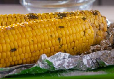 простой рецепт приготовления кукурузы в духовке