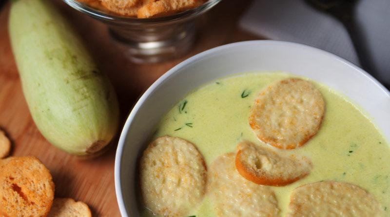 простой и быстрый рецепт супа-пюре из кабачков