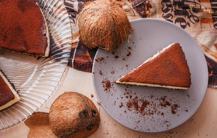 Шоколадный торт баунти в домашних условиях