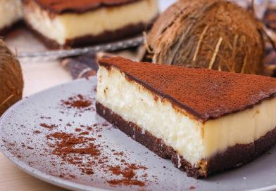 Рецепт торта баунти +в домашних условиях пошагово