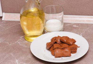 для шоколадной глазури мне необходимы следующие ингредиенты