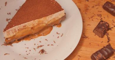 простой рецепт чизкейк с бананом и сгущенкой без выпечки