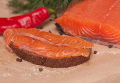 вкусный лосось слабосоленый в домашних условиях