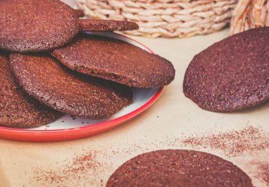 Простой рецепт печенья Брауни с шоколадом