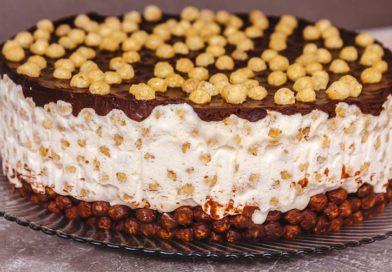 вкусный сливочно-творожный торт без выпечки