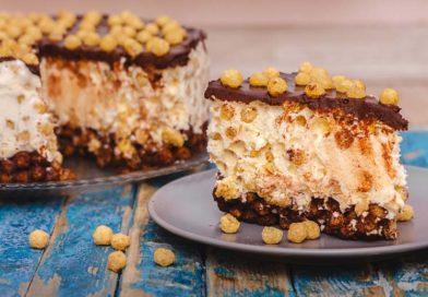 Простой рецепт сливочно-творожного тортика без выпечки