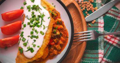 Драники с мясом и овощами, по-венгерски в домашних условиях