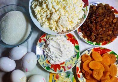 для приготовления львовского сырника мне понадобятся следующие продукты
