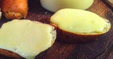 Простой рецепт домашнего плавленого сыра