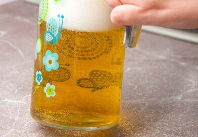 Пунаше освежающий напиток из пива и спрайта