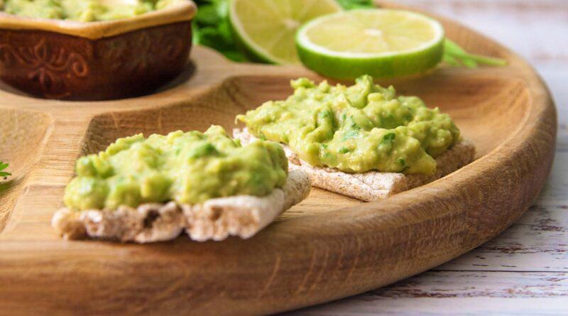 простой рецепт гуакамоле