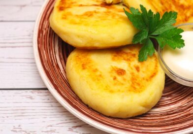 Простой рецепт картопляников с индюшиным фаршем