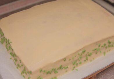 Крем для выравнивания торта
