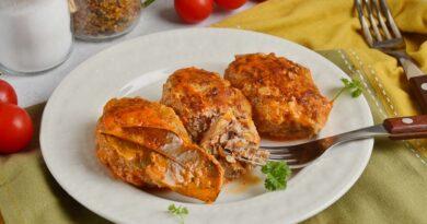 Ленивые голубцы без риса, простой рецепт