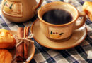 Кофе с корицей в турке