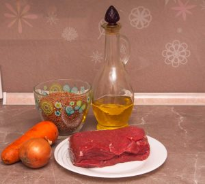 Для приготовления гречки мне понадобятся следующие продукты