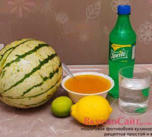 для приготовления лимонада мне понадобится